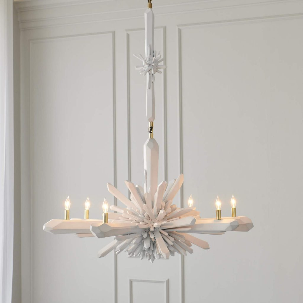 AC9.90000 Facet Chandelier