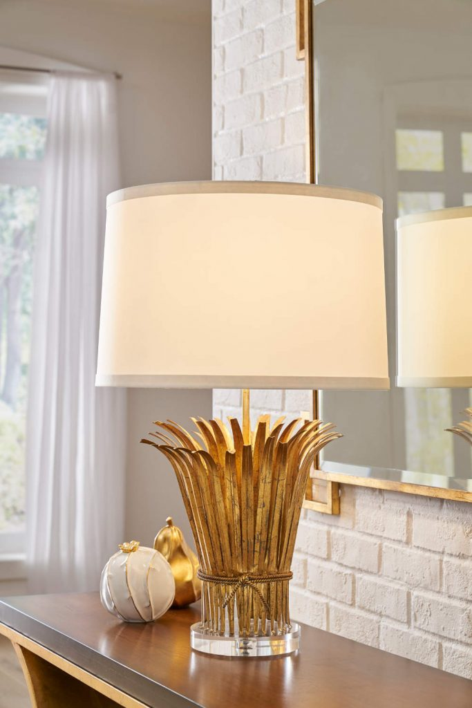 Wheat Lamp 68759