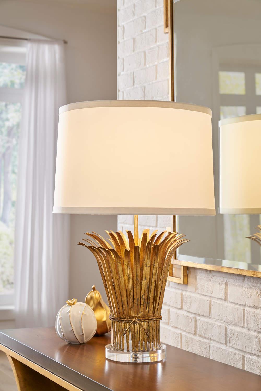 Wheat Lamp 68759